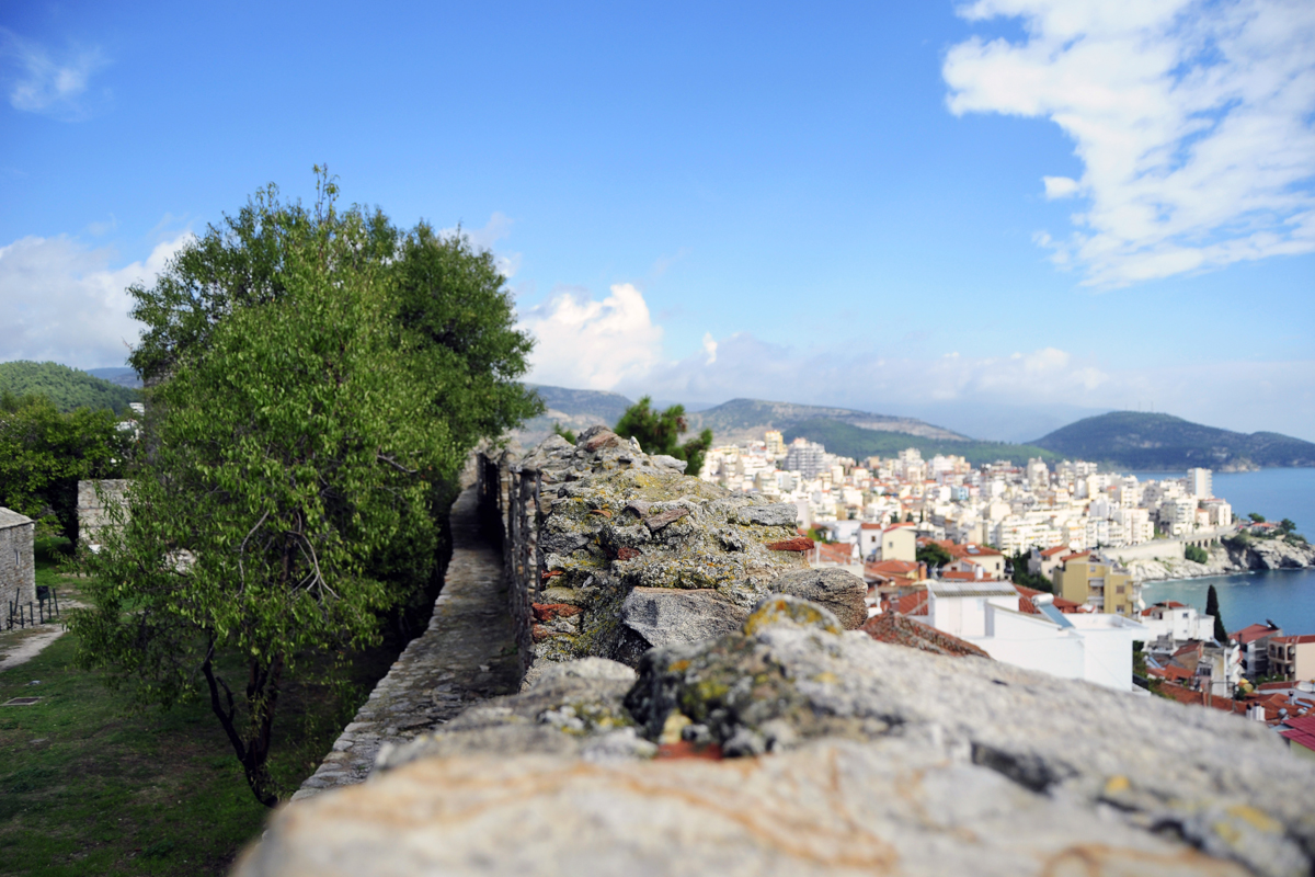 The walls of the Fortress - Photo by Ntinos Thomadakis