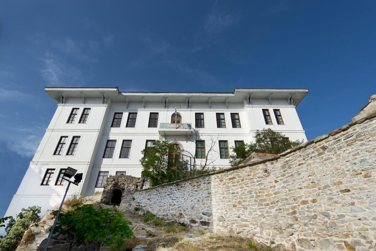 1ο Γυμνάσιο Καβάλας - φωτογραφία Αχιλλέας Σαββόπουλος