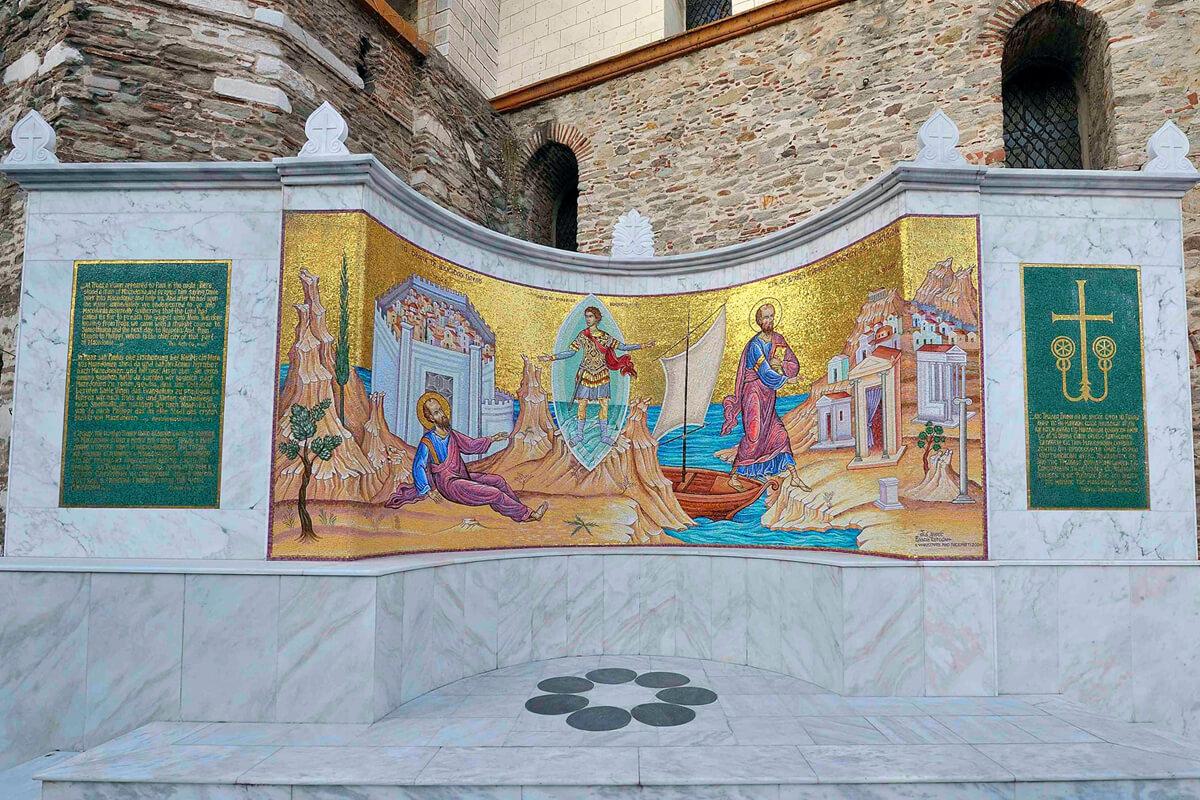 Μνημείο Αποστόλου Παύλου - φωτογραφία Artware