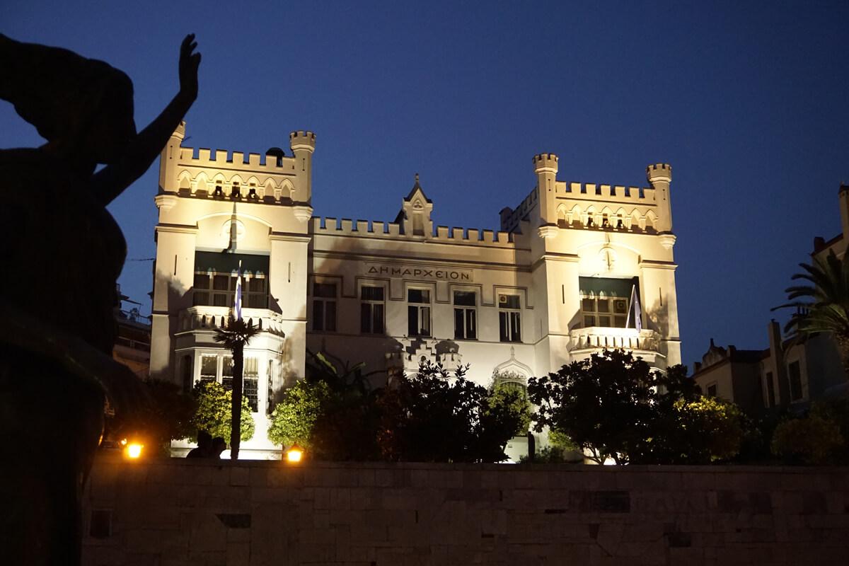 Δημαρχείο Καβάλας - φωτογραφία Αχιλλέας Σαββόπουλος