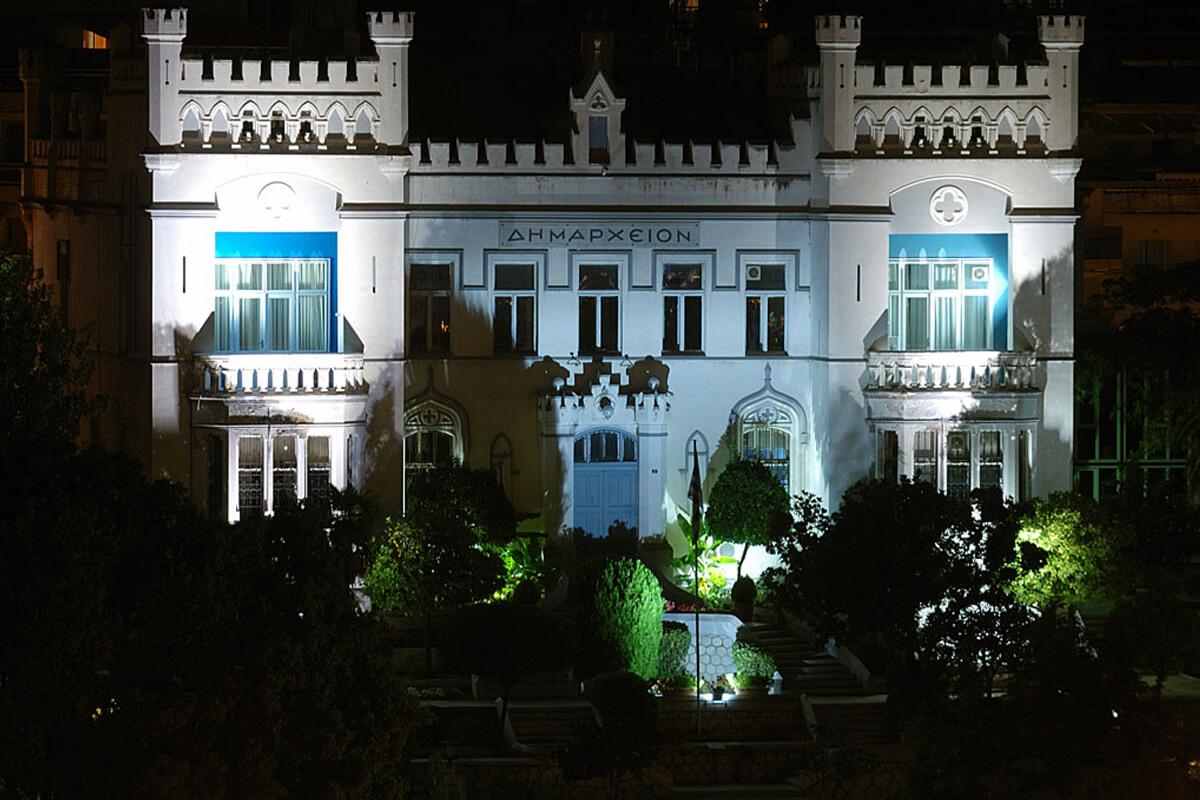 City Hall of Kavala - Photo by Artware