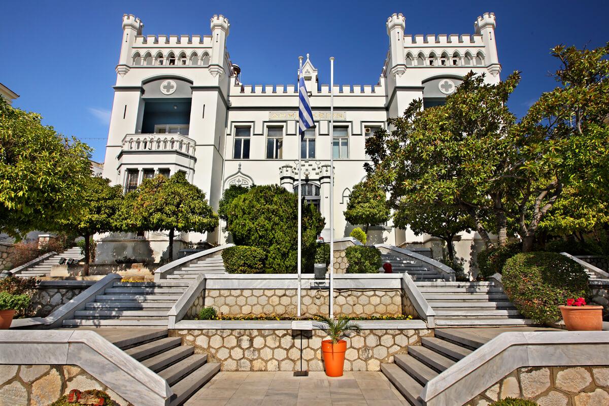 Δημαρχείο Καβάλας - φωτογραφία Ηρακλής Μήλας