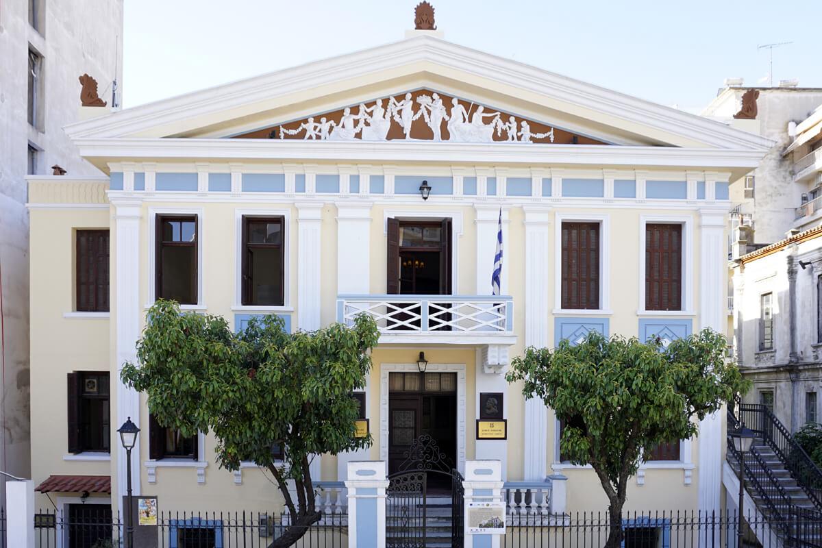 Δημοτικό Ωδείο - φωτογραφία Αχιλλέας Σαββόπουλος