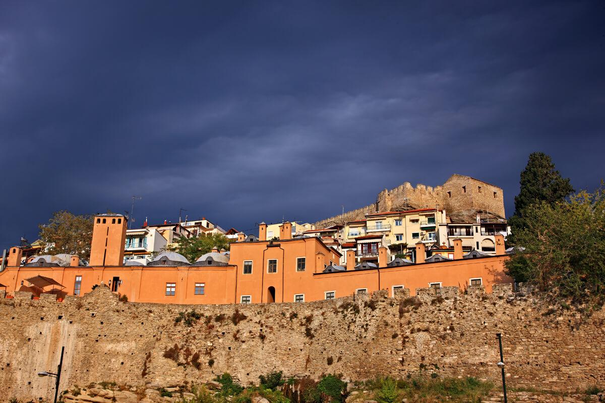 Ιμαρετ και Παράλιο τείχος - φωτογραφία Ηρακλής Μήλας