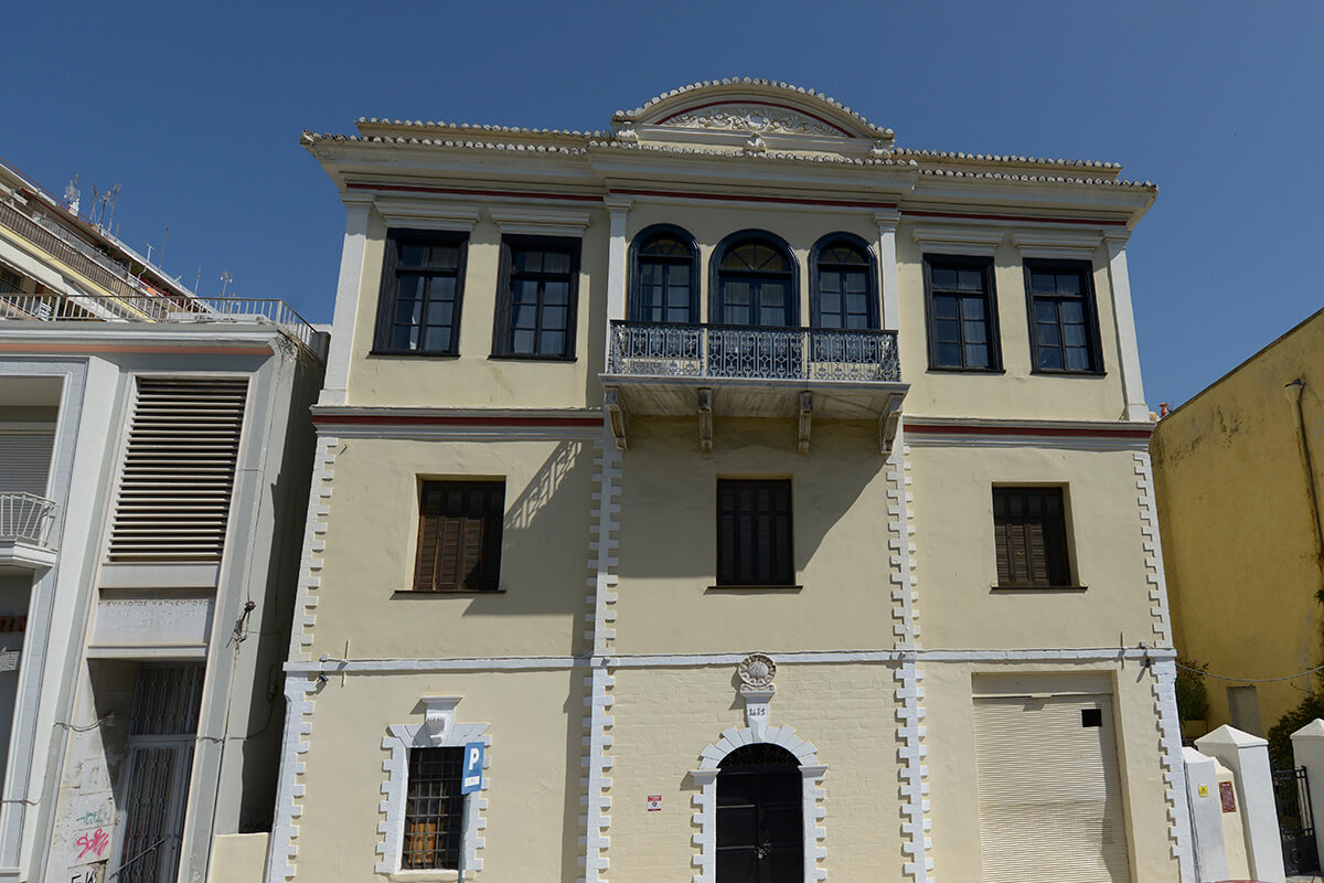 Μέγαρο Τόκου - φωτογραφία Αχιλλέας Σαββόπουλος