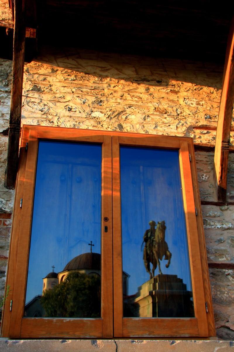 Mohamed Ali's house interior - Photo by Giorgos Tsilis