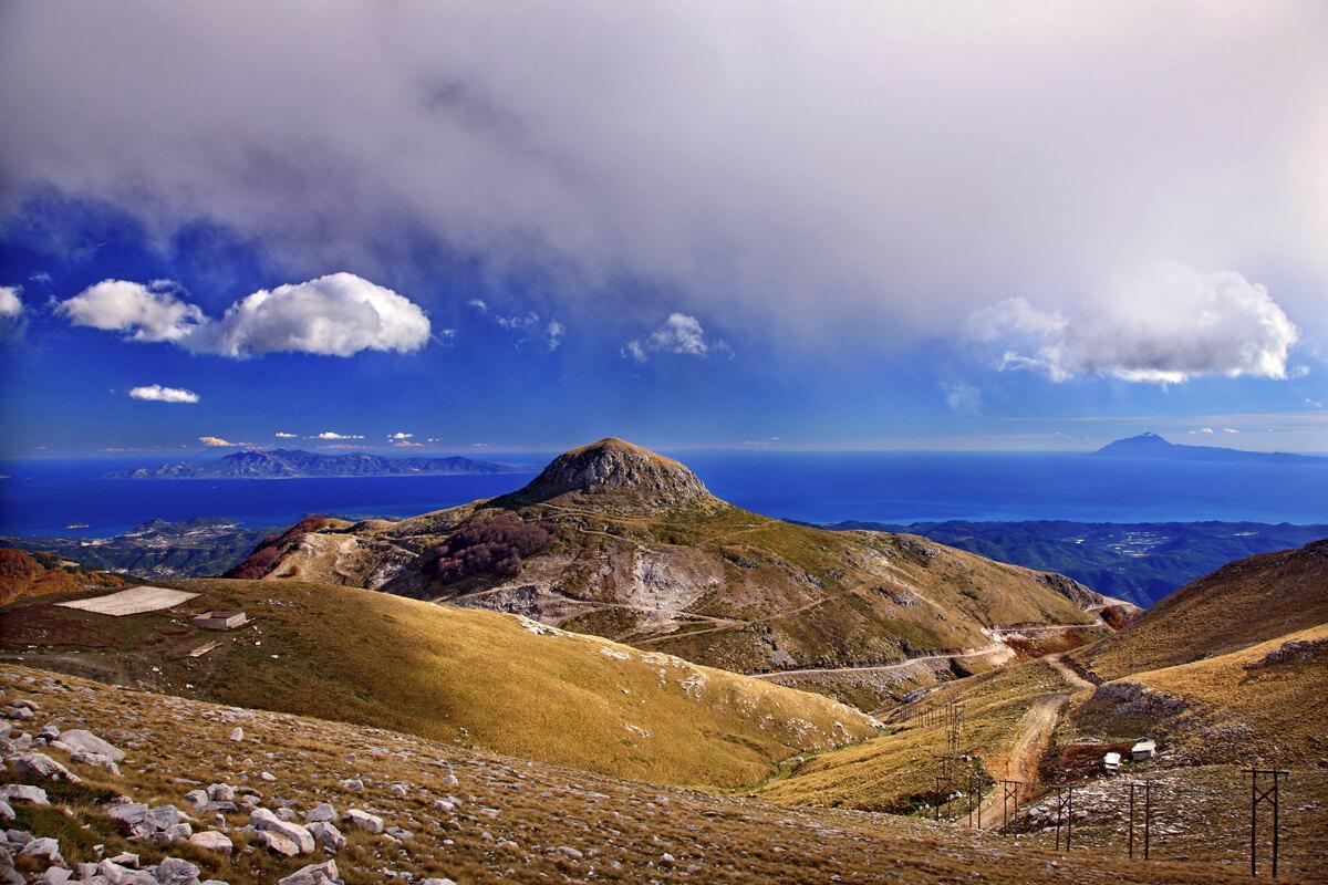 Όρος Παγγαίο - Φωτογραφία Ηρακλής Μήλας