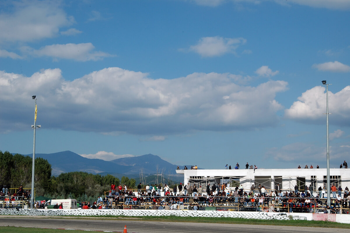 Serres circuit - Photo from Serres P.E Tourism's Office archive
