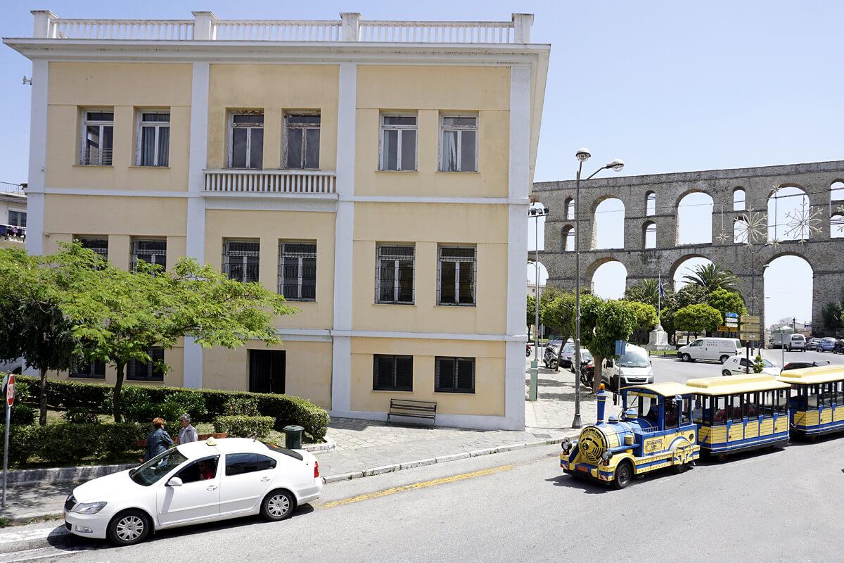 Πρώην Δικαστικό Μέγαρο - φωτογραφία Αχιλλέας Σαββόπουλος