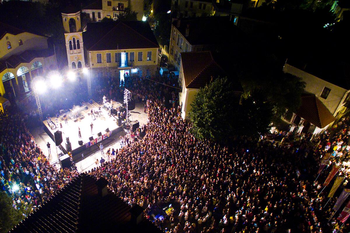 Праздник Старого города, фотография oldcityofxanthi.gr