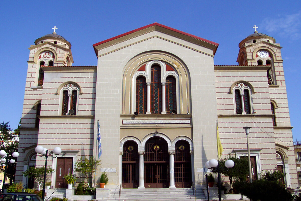 Church of Apostle Paul - Photo from Dimofelia's archive