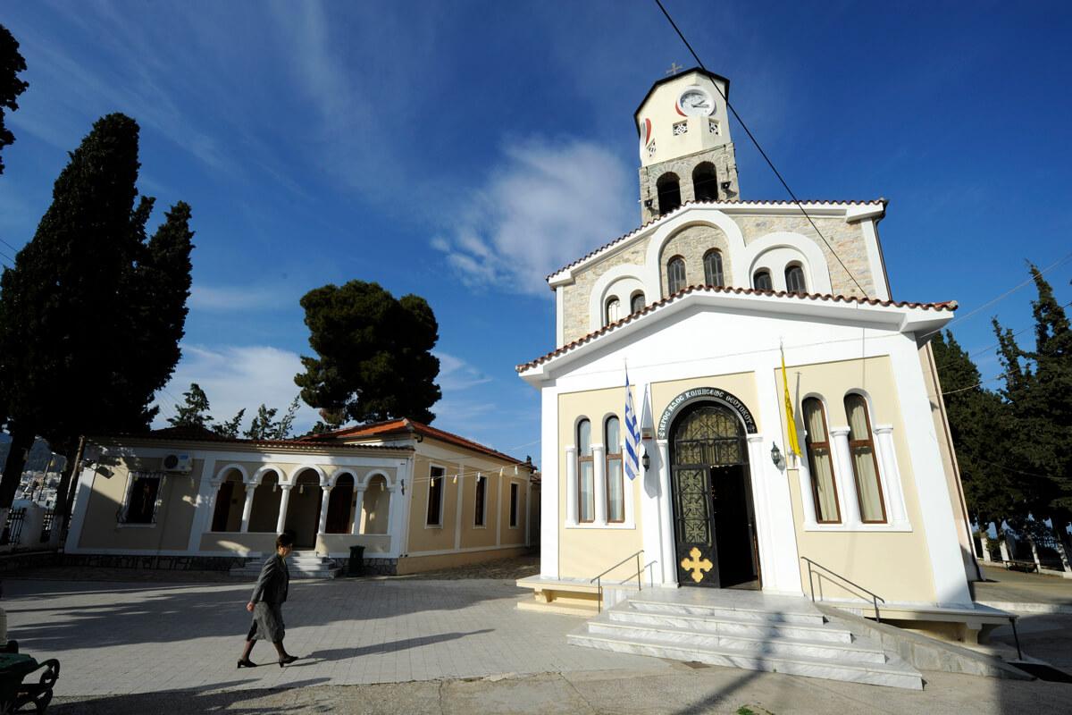 Ιερός Ναός Κοιμήσεως της Θεοτόκου - φωτογραφία Fashion Travel