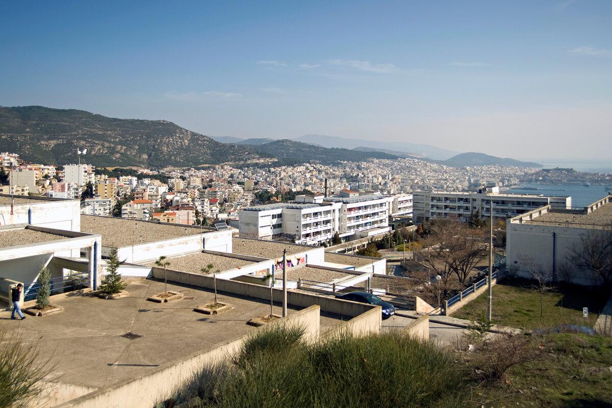 Τεχνολογικό Ίδρυμα Ανατολικής Μακεδονίας Θράκης (Α.Τ.Ε.Ι ) - φωτογραφία αρχείο ΤΕΙ