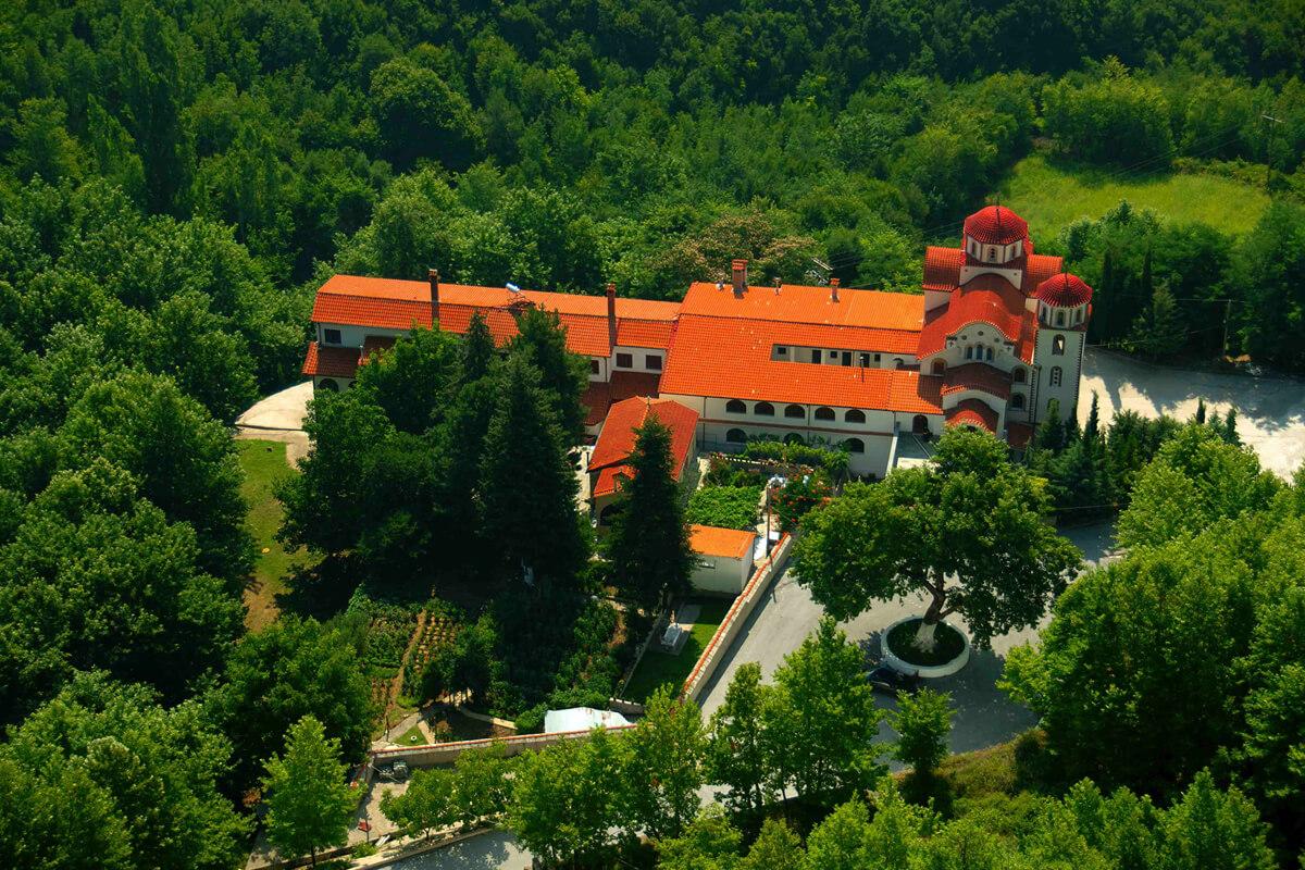 Священный монастырь св. Димитрия, фотография Artware
