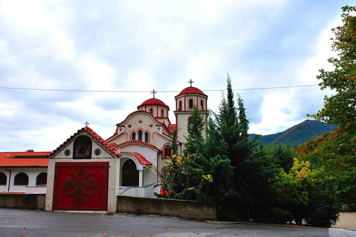 Μονή Αγίου Δημητρίου - Φωτογραφία Artware