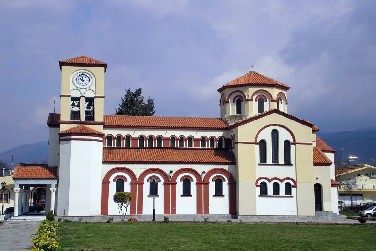 Ιερό Προσκύνημα Αγίου Γρηγορίου - φωτογραφία αρχείο Ι.Μ.Φ.Ν.Θ.