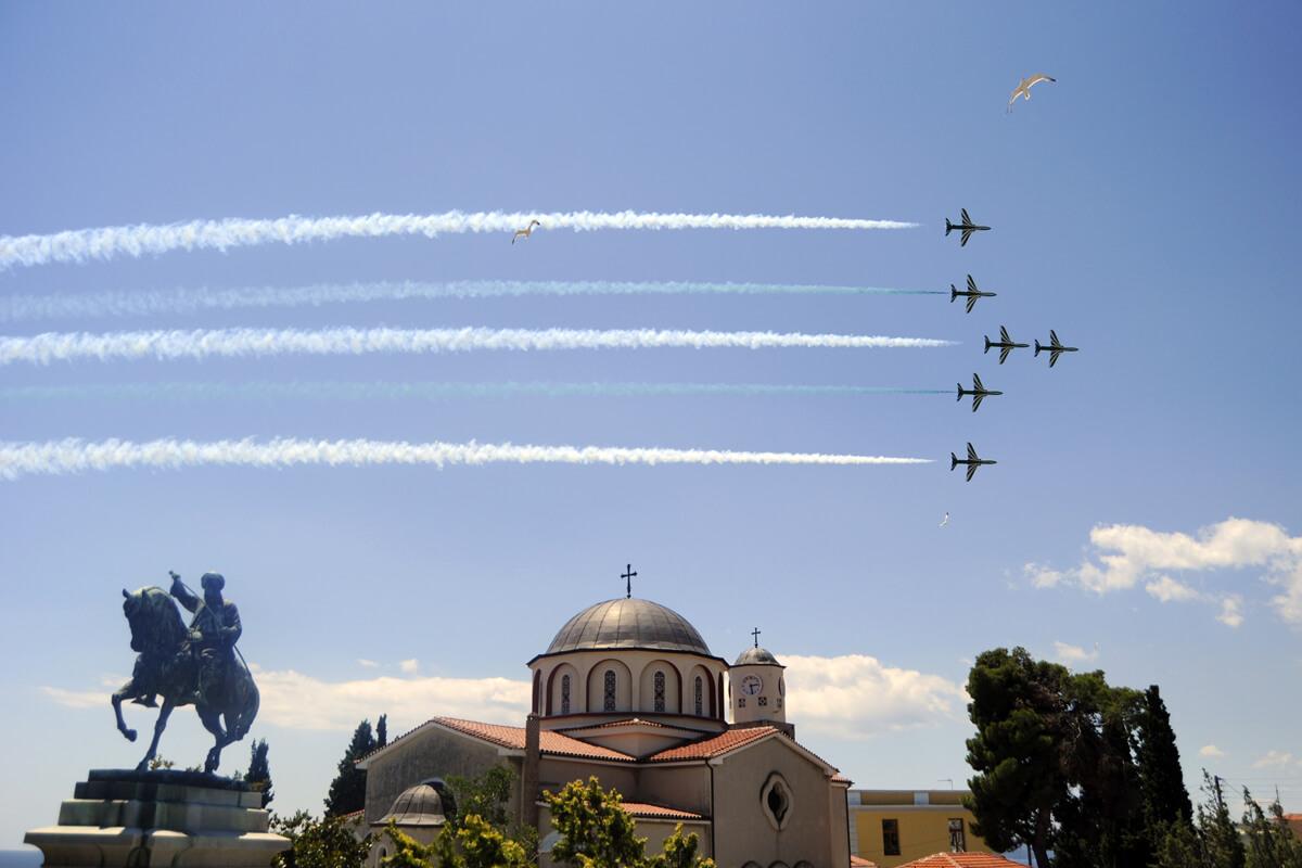 AirSea show - Φωτογραφία Ντίνος Θωμαδάκης