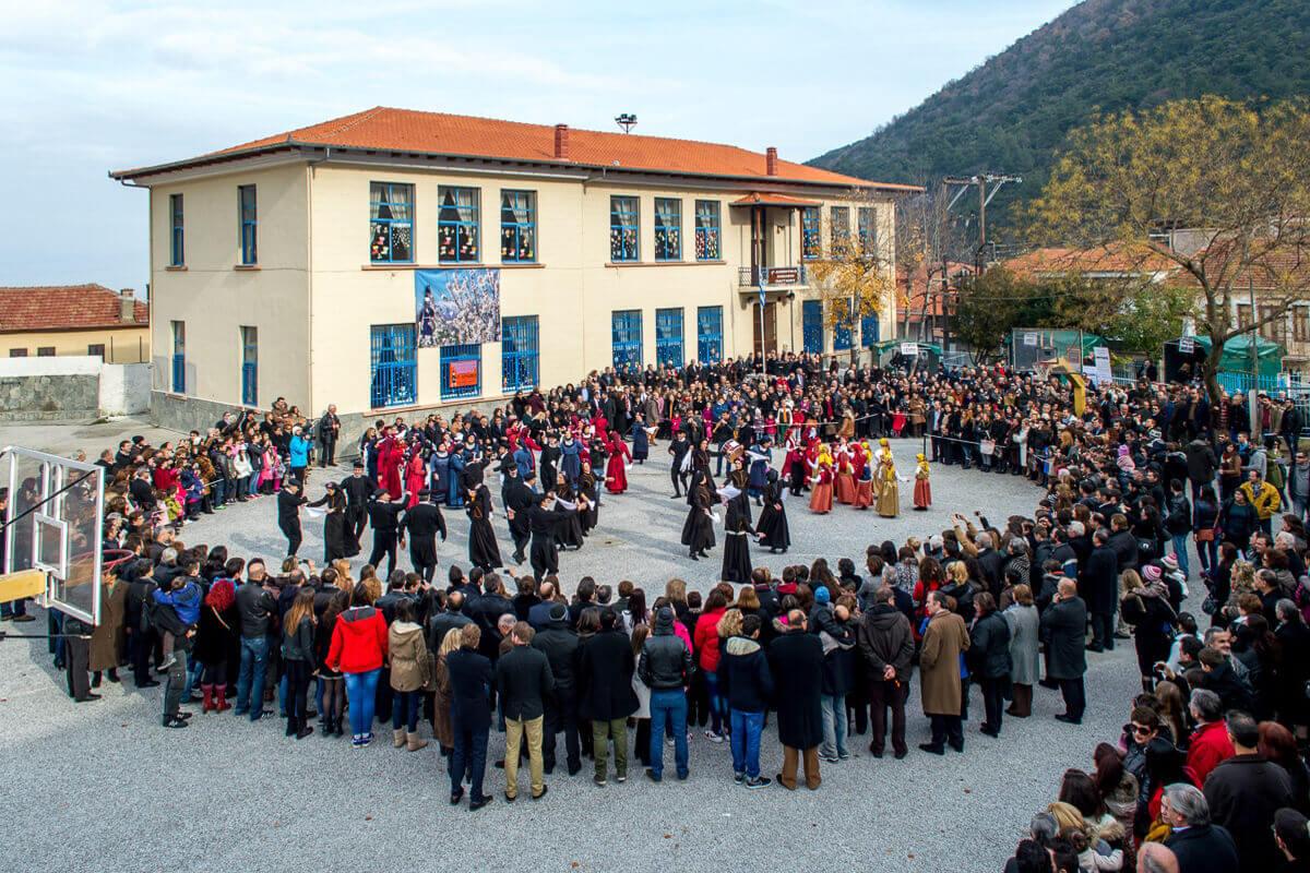 Έθιμο Αράπηδων - φωτογραφία από emtgreece.com
