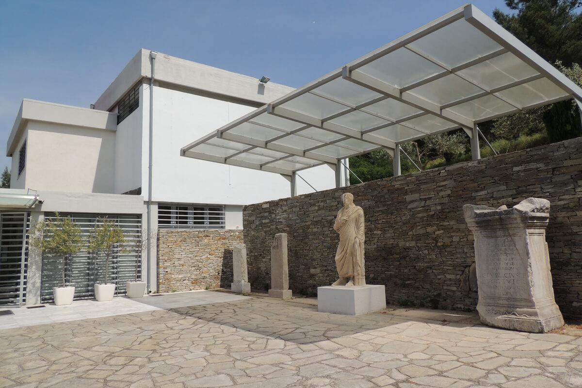 Αρχαιολογικό Μουσείο Φιλίππων - Φωτογραφία αρχείο Δημωφέλεια