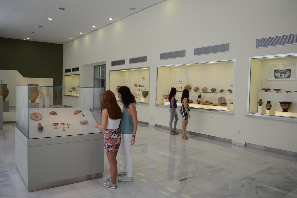 Αρχαιολογικό Μουσείο Καβάλας - φωτογραφία αρχείο Δημωφέλεια