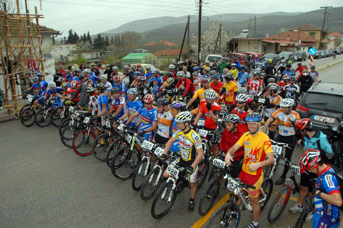 """Zigos Run and MTB race - """"Forest Trails"""" - Photo by bncycling.com"""