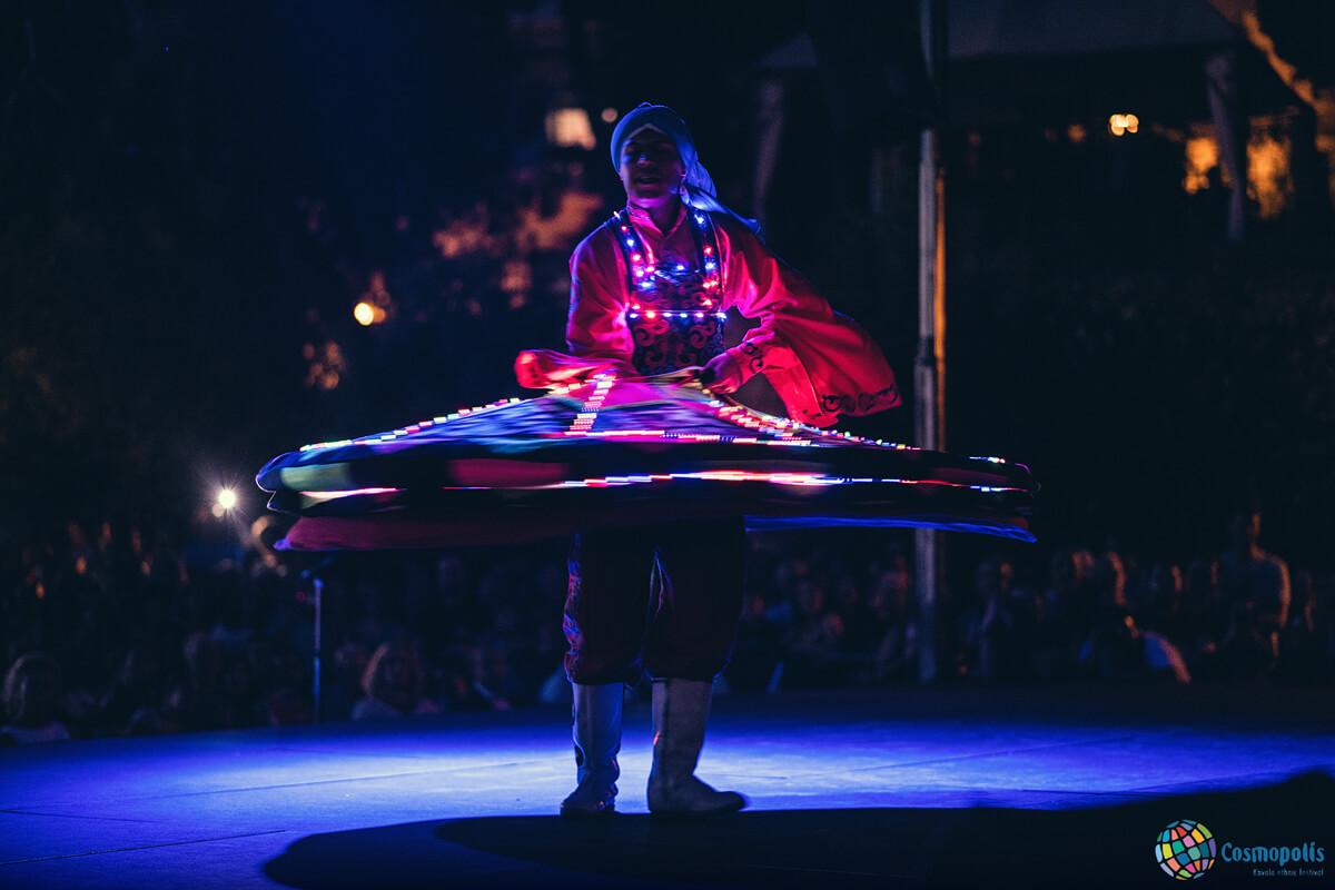 Χορευτές - Φωτογραφία Γιάννης Μαγδαλασίδης
