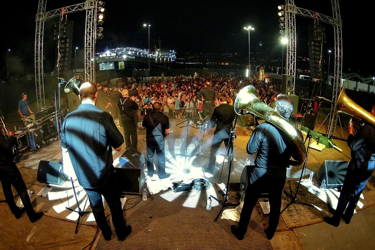 Fanfare Ciocarlia - Φωτογραφία Nikol Kon