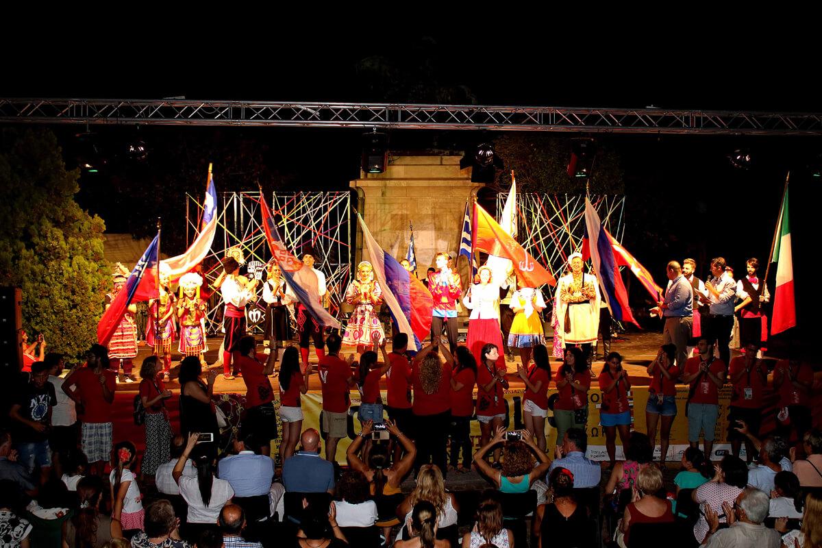 Cosmopolis closing ceremony - Photo by Haris Iordanidis