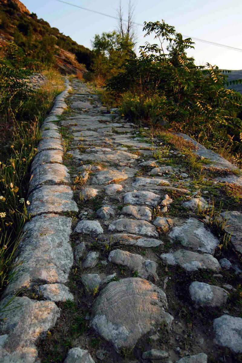 Δρόμος του νερού - Φωτογραφία ΕΟΣ Καβάλας