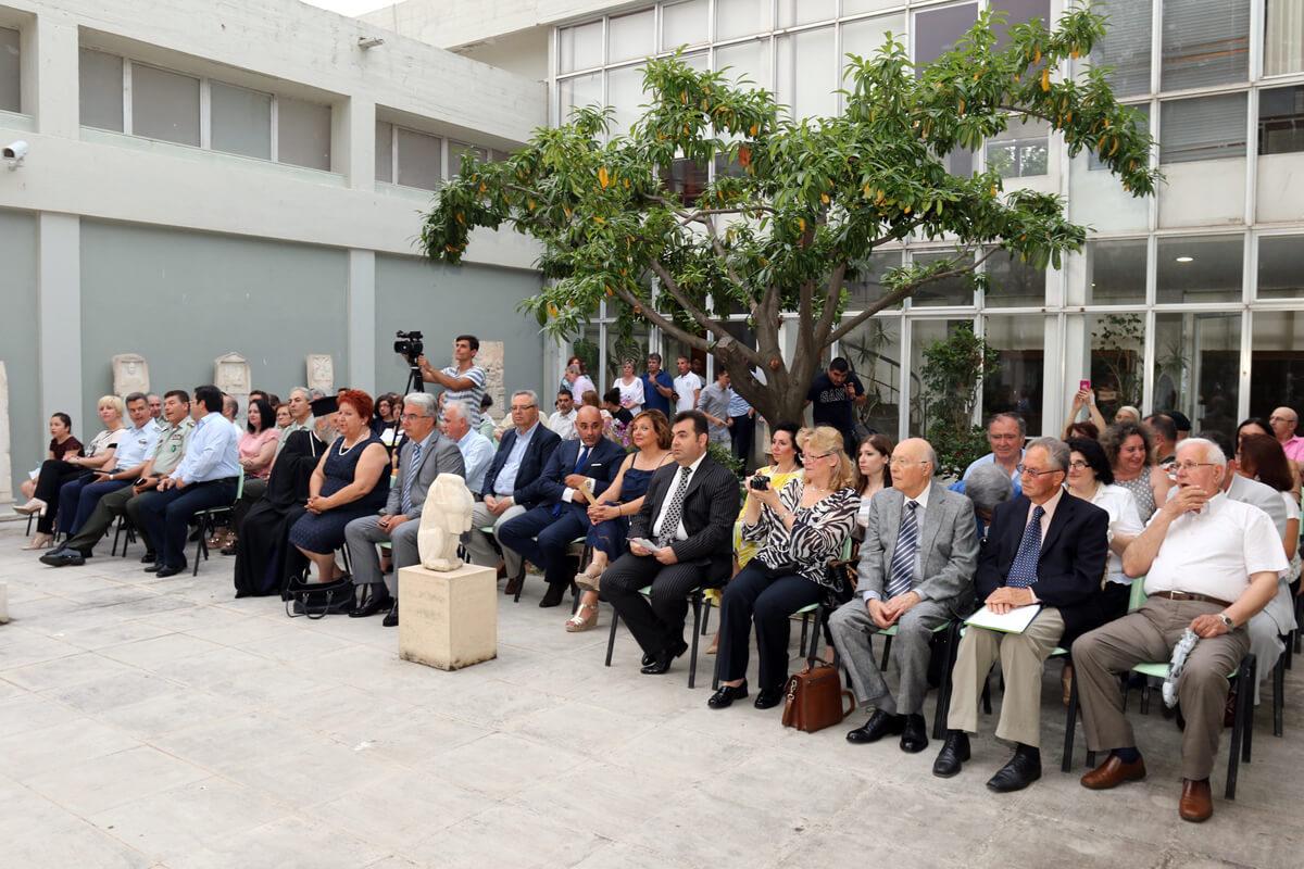 Feste zur Befreiung von Kavala: Foto von Tsoutsas Laskaris