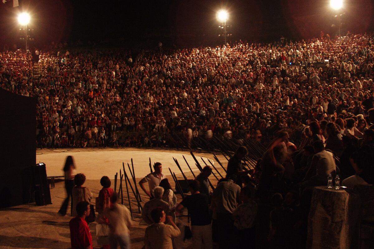 Φεστιβάλ Φιλίππων - Φωτογραφία αρχείο Δημωφέλεια ΔΗΠΕΘΕ