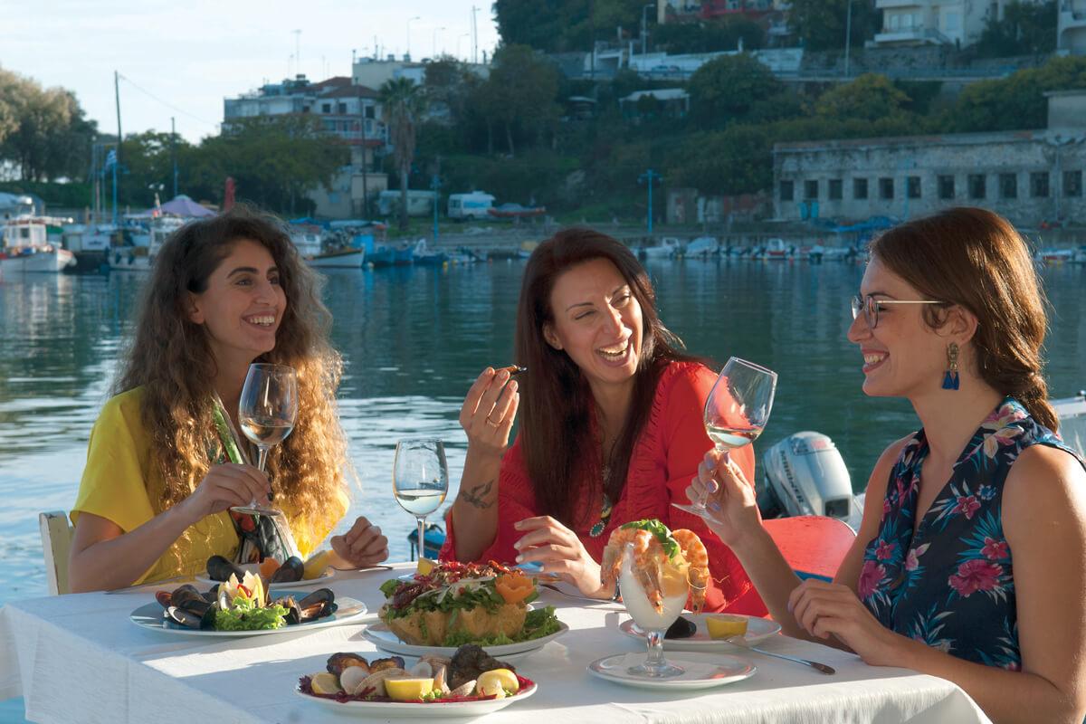Τοπικές γεύσεις - Φωτογραφία Ντίνος Πανίδης