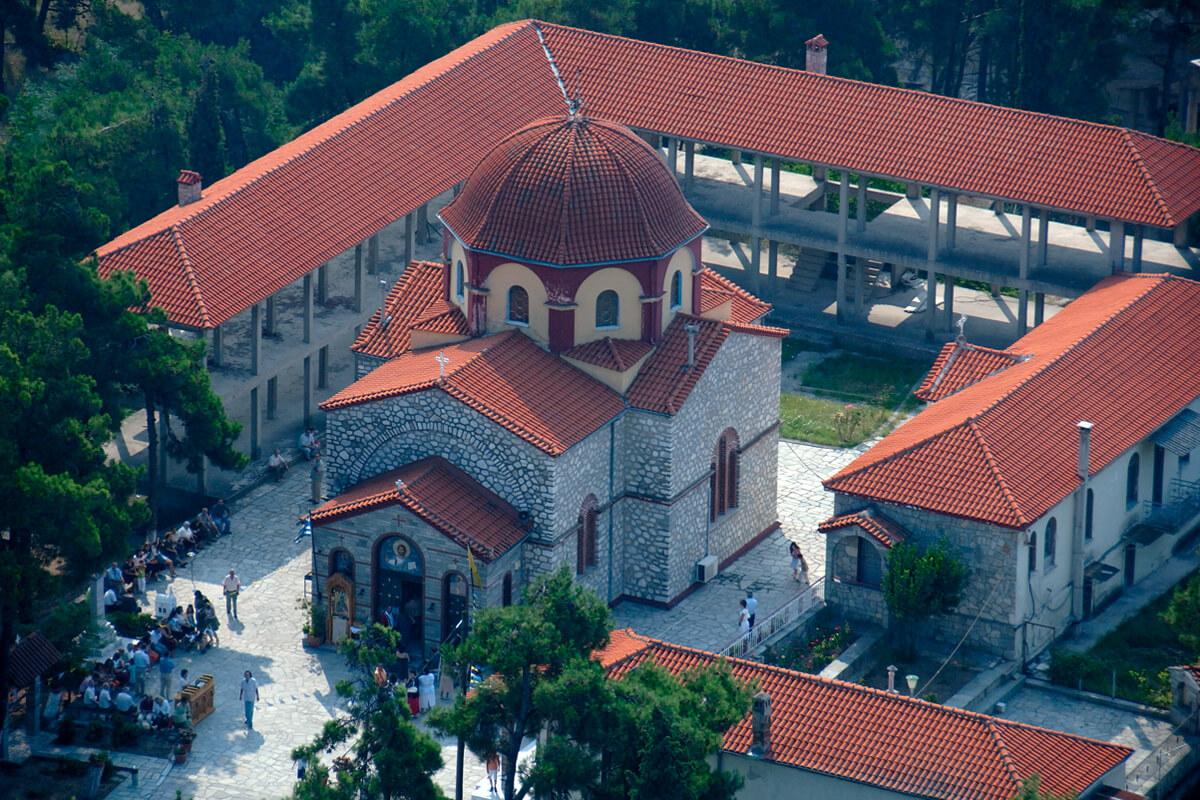 Monastery of Apostle Sila - Photo by Artware