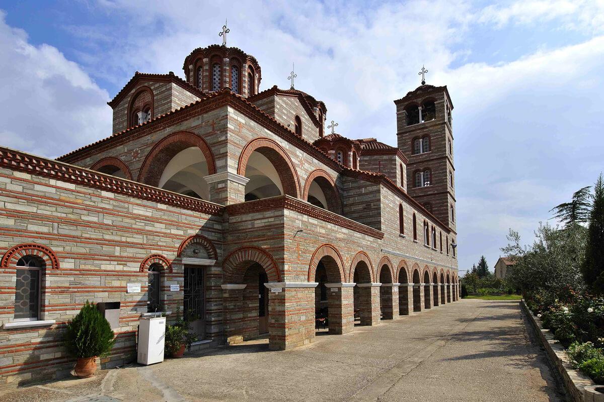 Monastery of Agios Panteleimon - Photo by Artware