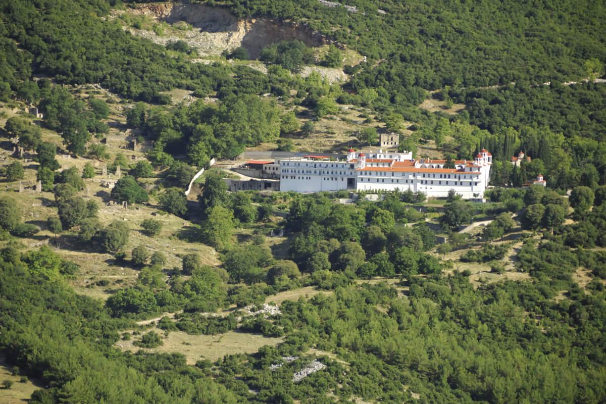 Monastery of Ipapantis - Photo by Artware