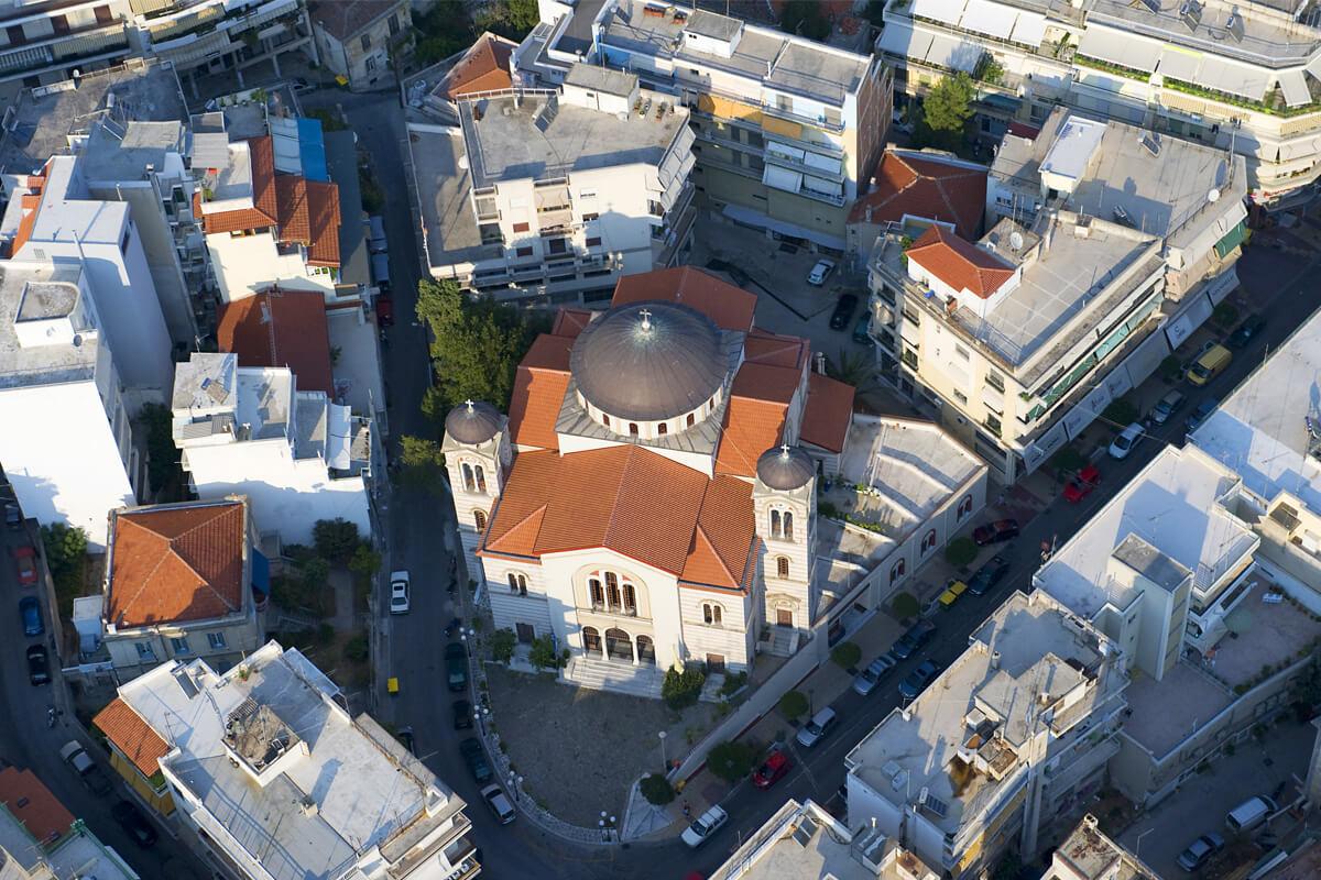 Кафедральный собор апостола Павла, фотография Artware