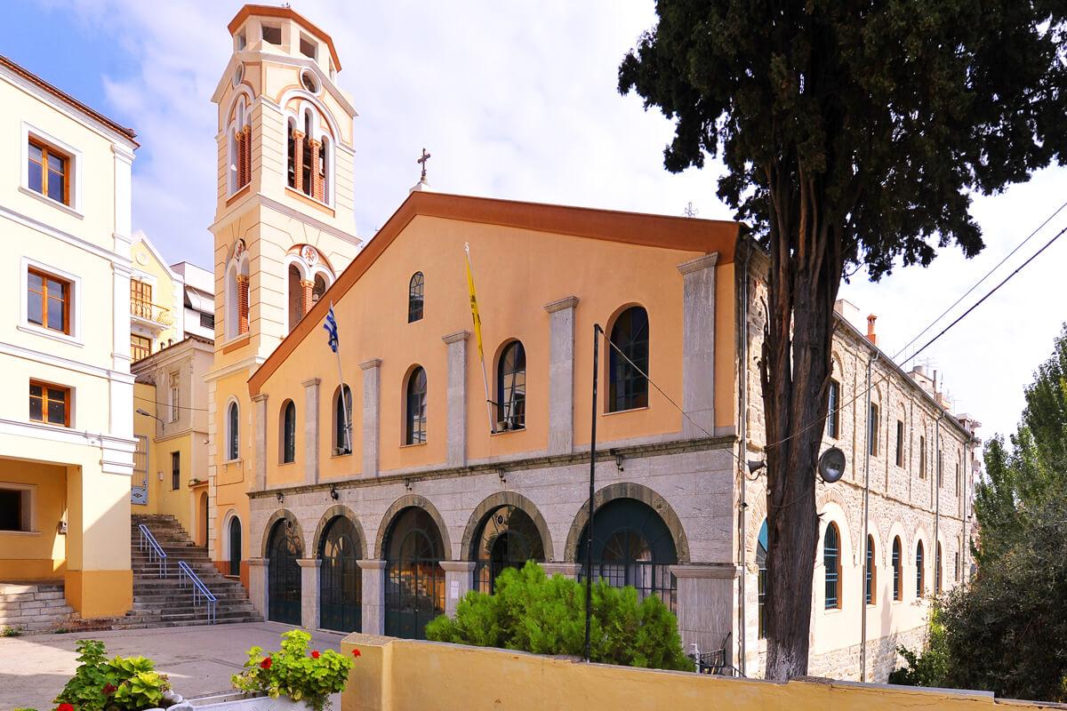 Ιερός Μητροπολιτικός Ναός Τιμίου Προδρόμου – Άγιος Ιωάννης - φωτογραφία Artware