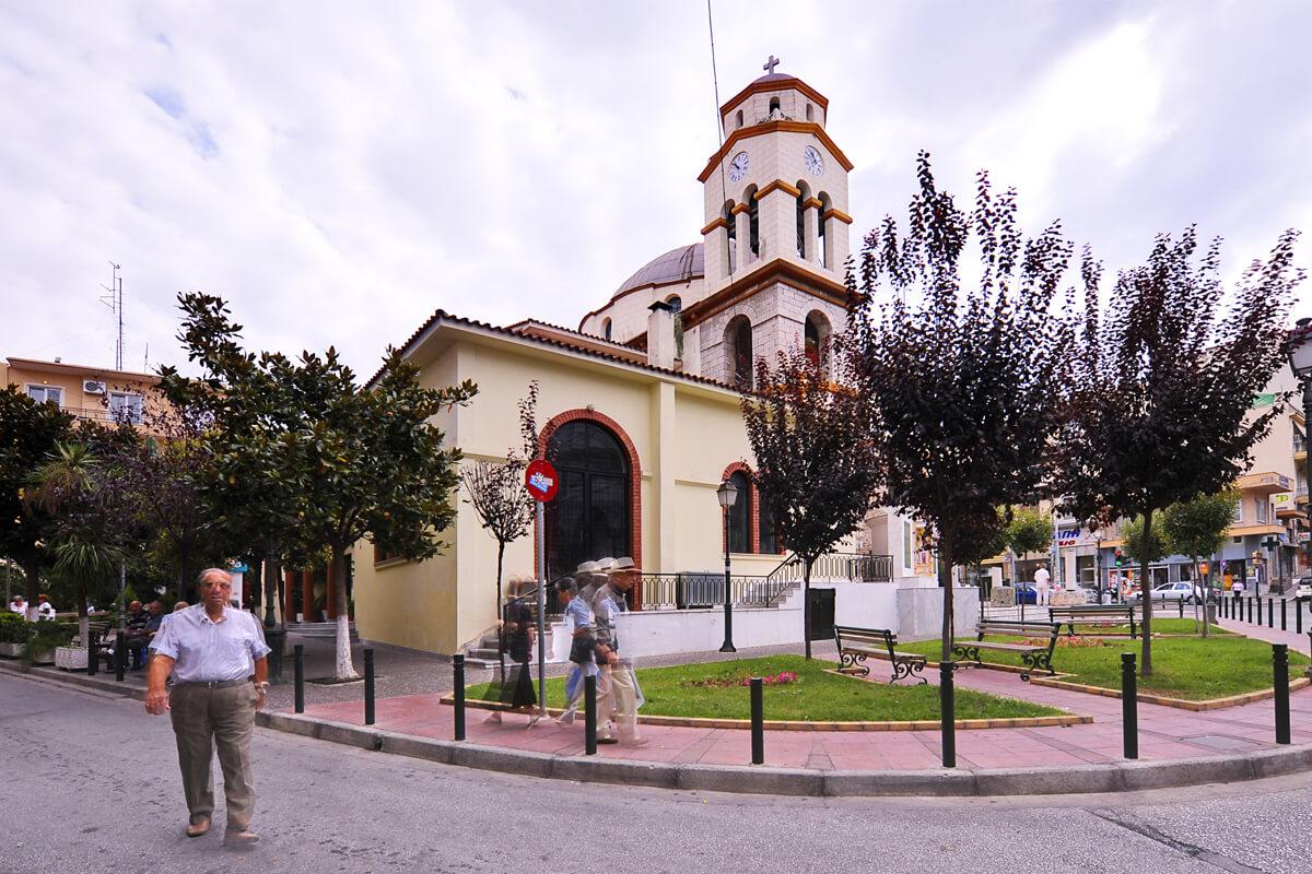 Священный храм св. Николая, фотография Artware