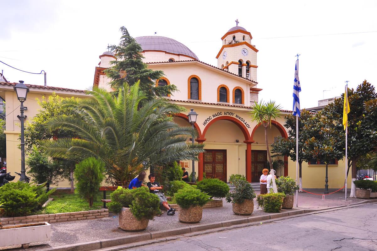 Ιερός Ναός Αγίου Νικολάου - φωτογραφία Artware