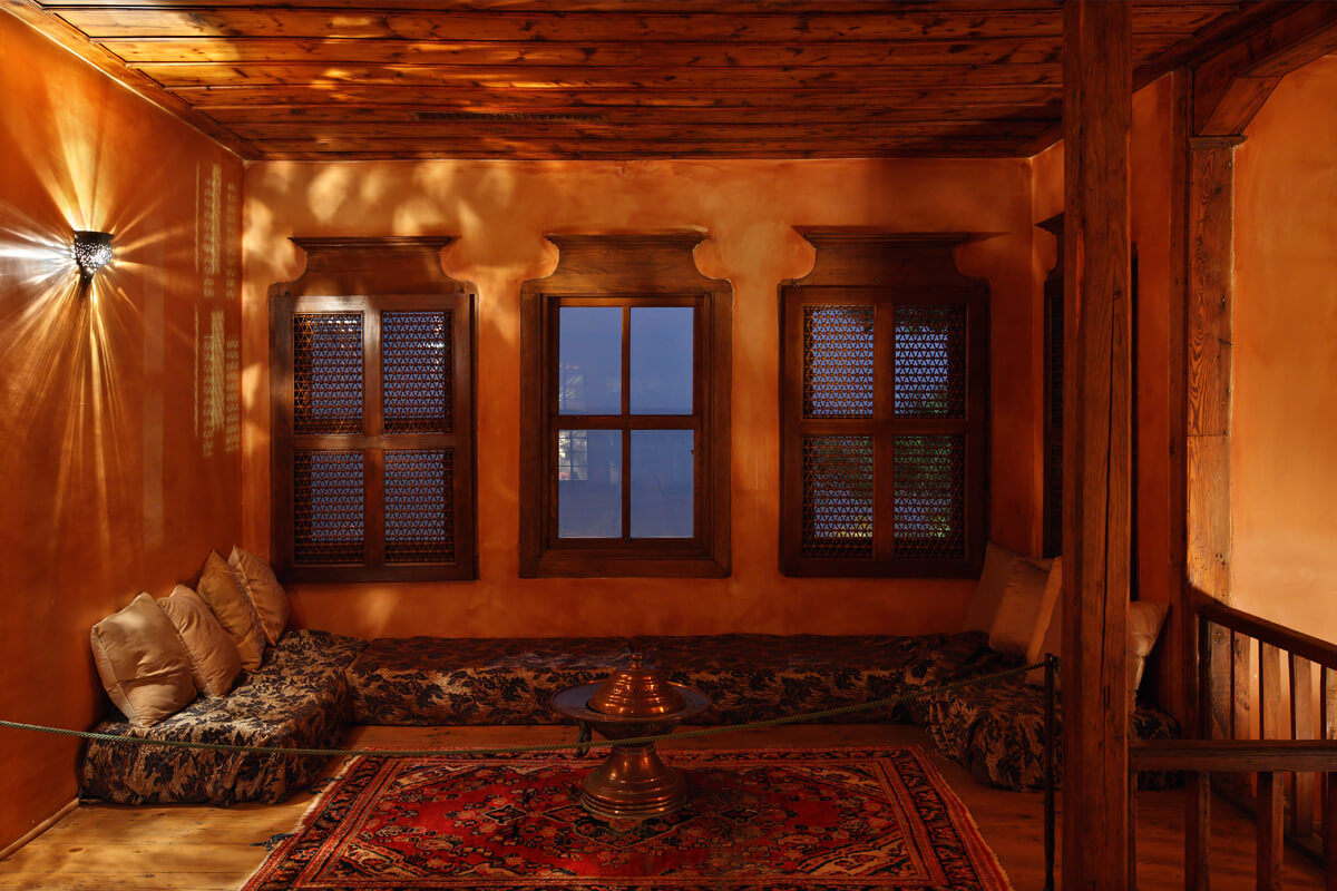 Mohamed Ali house Interior - Photo by Iraklis Milas