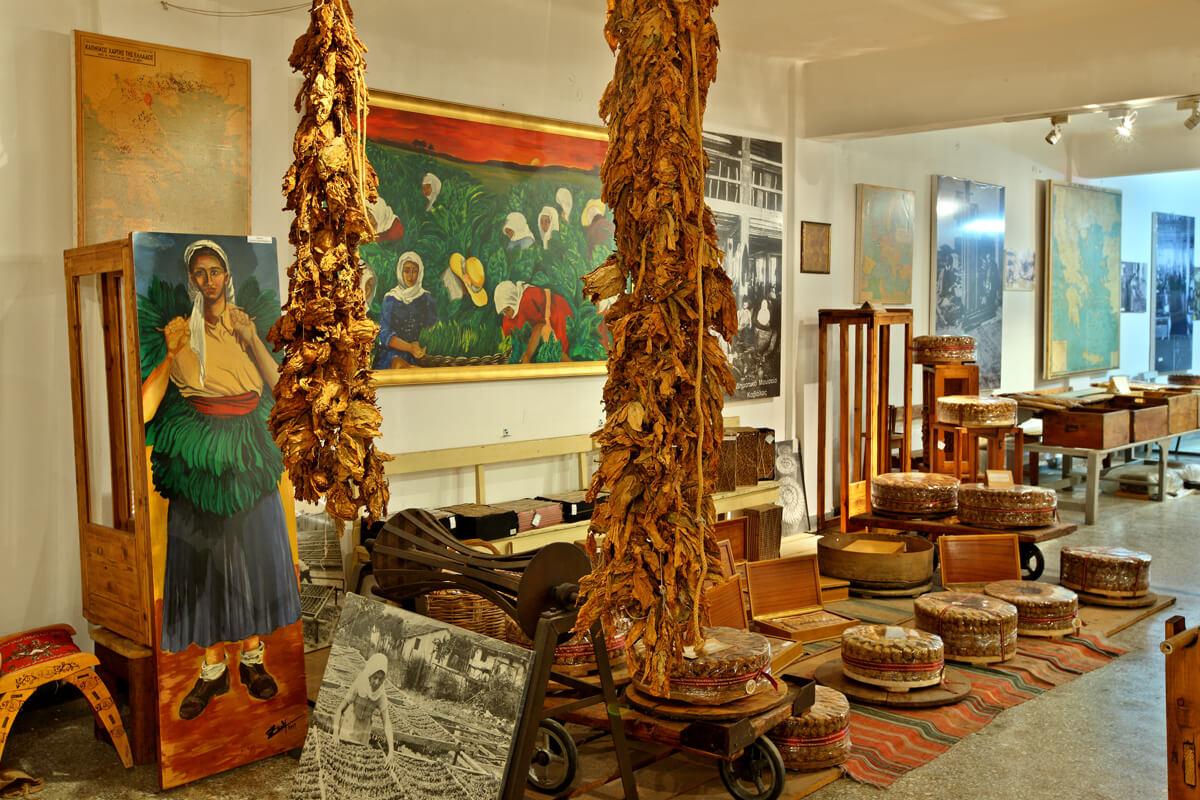 Tabakmuseum von Kavala - Foto von Iraklis Milas