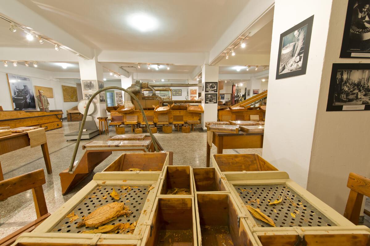 Tabakmuseum von Kavala - Foto von Artware