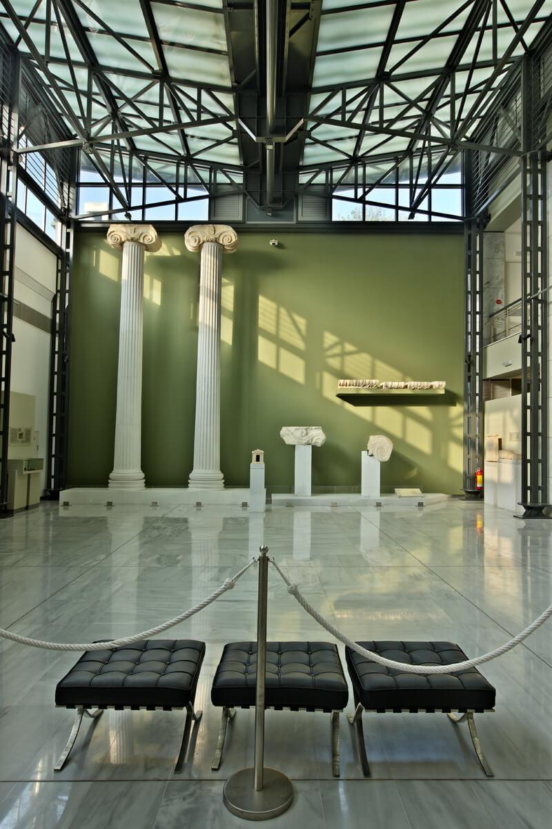 Αρχαιολογικό Μουσείο Καβάλας - φωτογραφία Ηρακλής Μήλας
