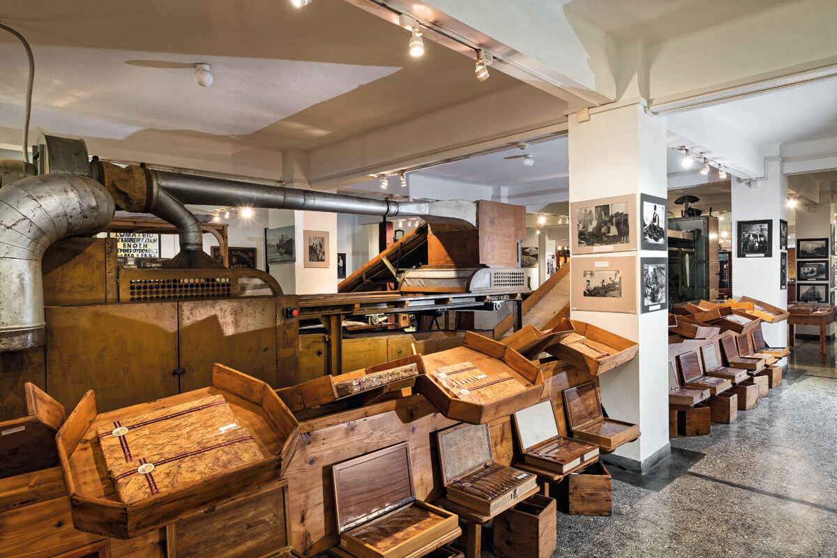 Tobacco Museum of Kavala - Photo by Giannis Giannelos
