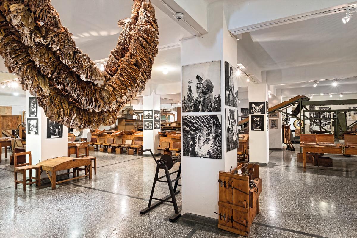 Tabakmuseum von Kavala Foto von Giannis Giannelos