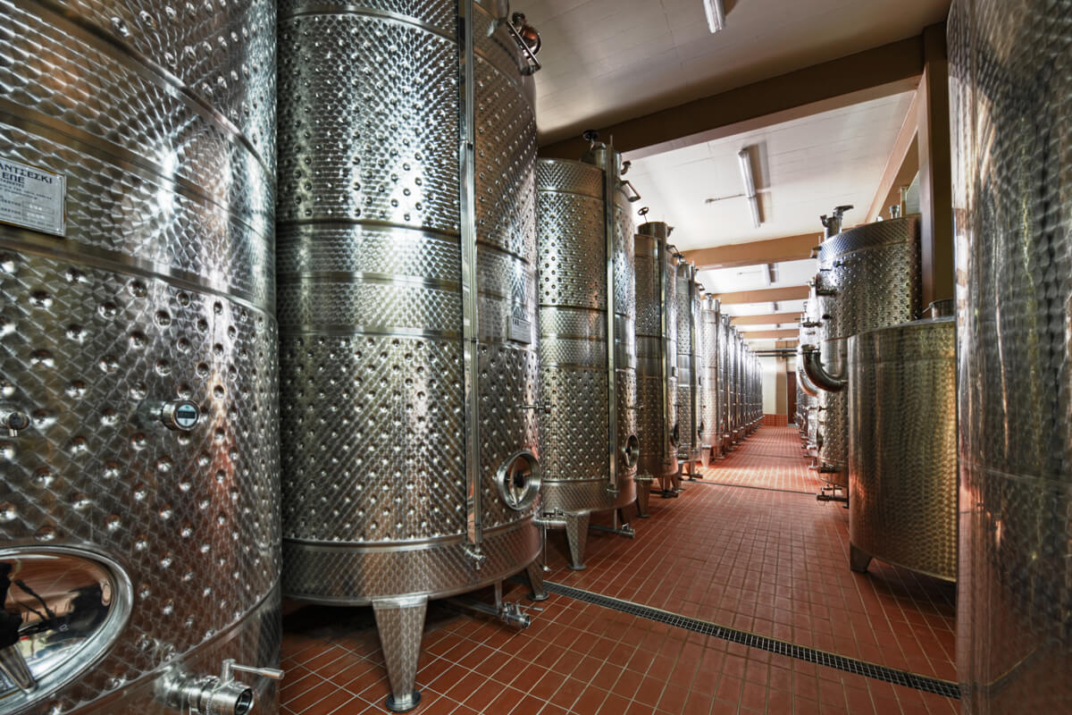 Winery - Photo by Artware