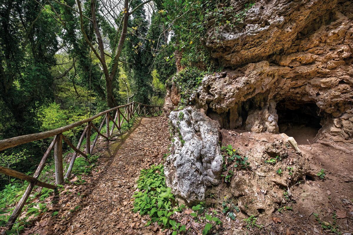 Περιβαλλοντικό Μονοπάτι Παλιάς Καβάλας - φωτογραφία Γιάννης Γιαννέλος