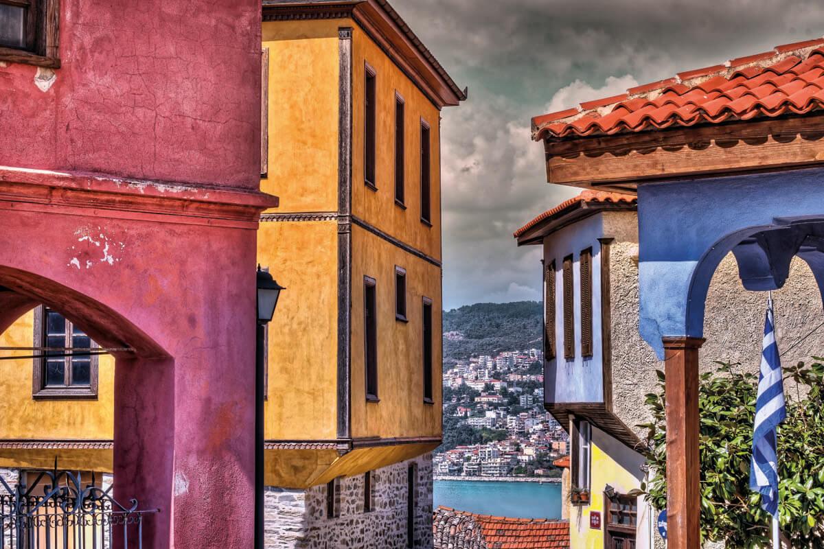 Старый город: фотография Ираклиса Миласа
