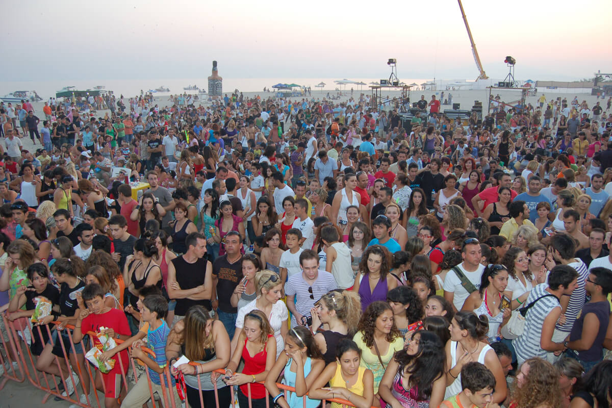 Festival By the sea - Photo from Dimofelia's archive
