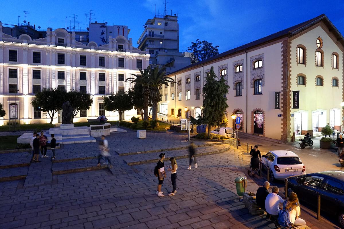 Улица Кипру, фотография Artware